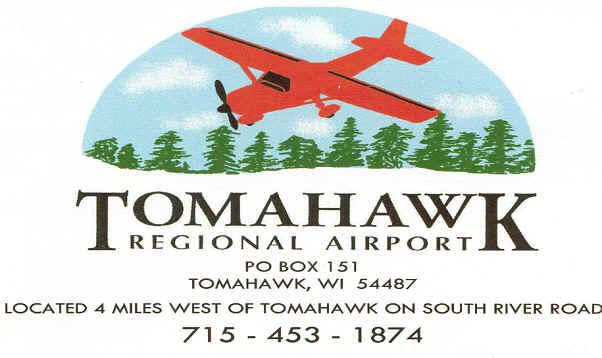 Tomahawk Regional Airport - KTKV